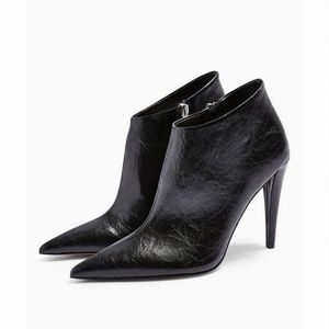Topshop Harlow Point Boots